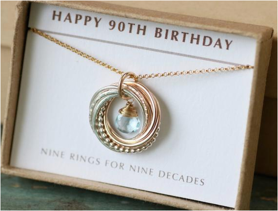 90th Birthday Gifts For Her Gift Grandma Mom