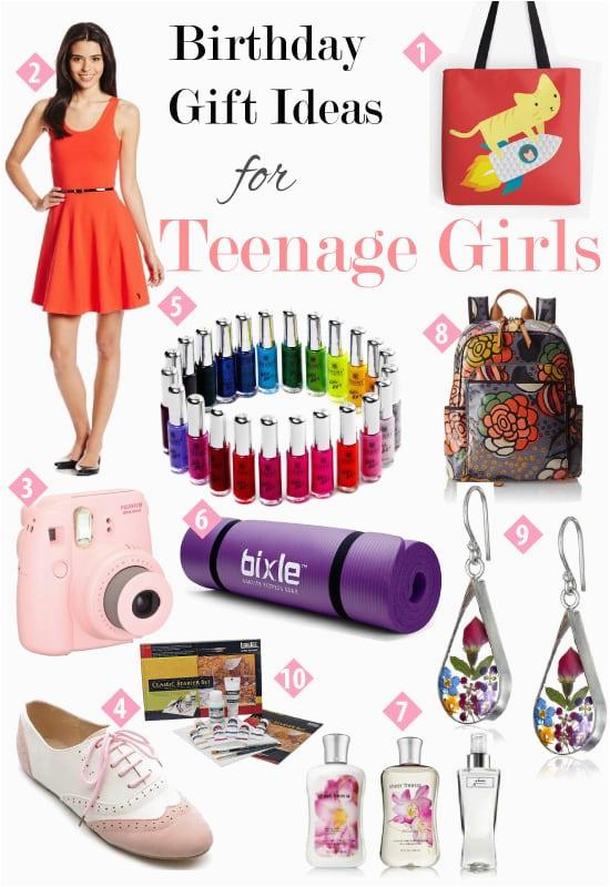 birthday gift guide for teen girls metropolitan girls