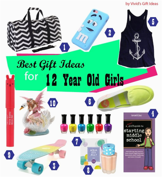 list of good 12th birthday gifts for girls vivid 39 s