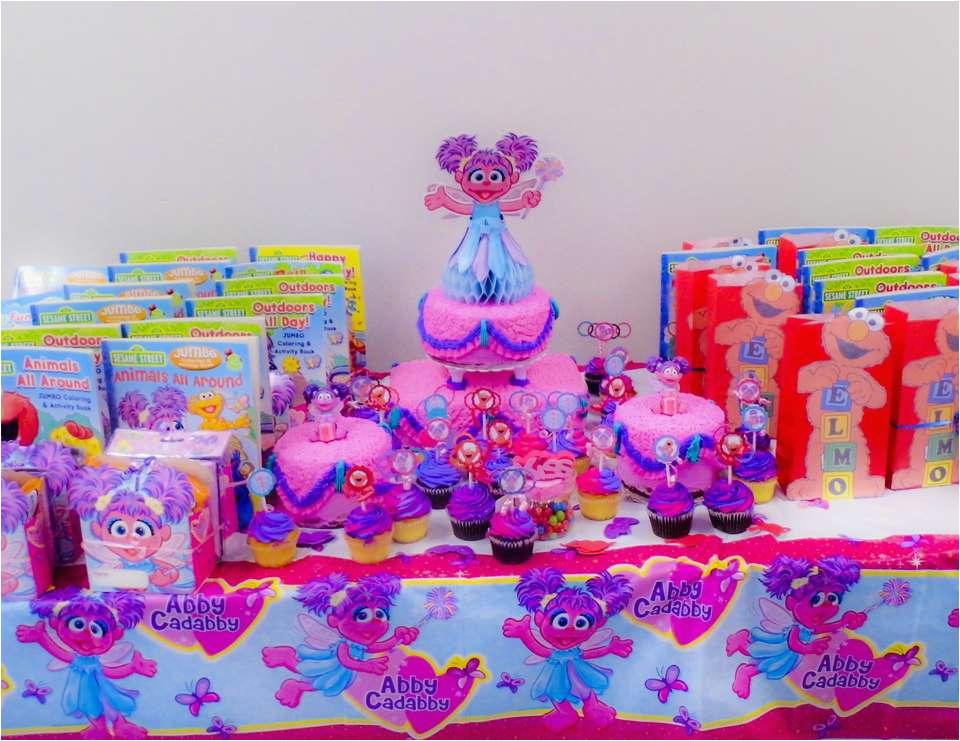 makenzies fairy 1st birthday party