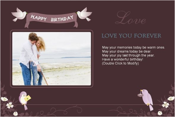 Adobe Photoshop Birthday Card Template Templates