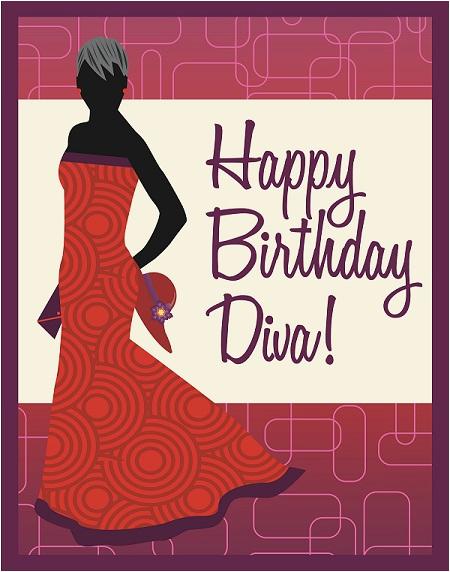 happy birthday diva quotes