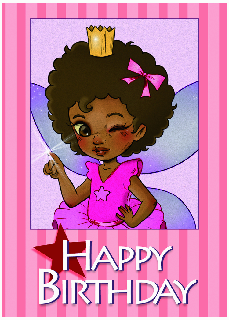 Afrocentric Birthday Cards Manubiah This WordPress Com Site is the Cat S Pajamas