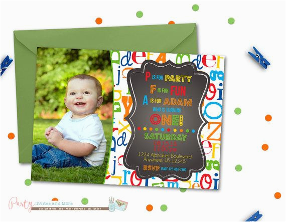 25 best ideas about alphabet birthday parties on