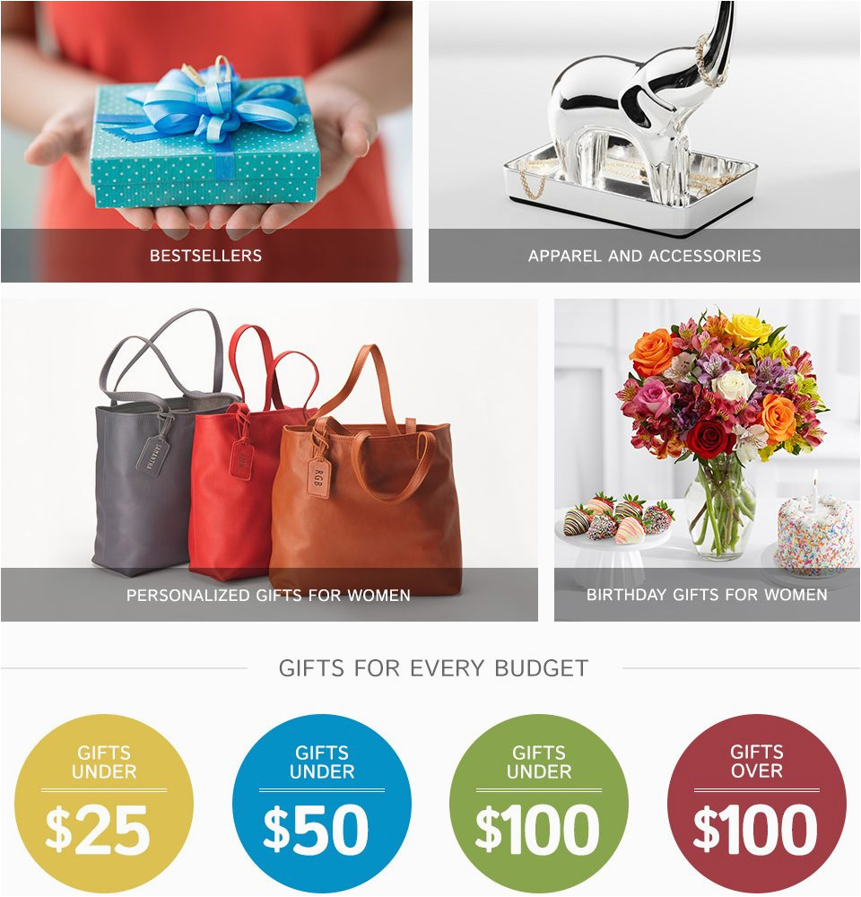 special birthday gifts for her in peaceably females