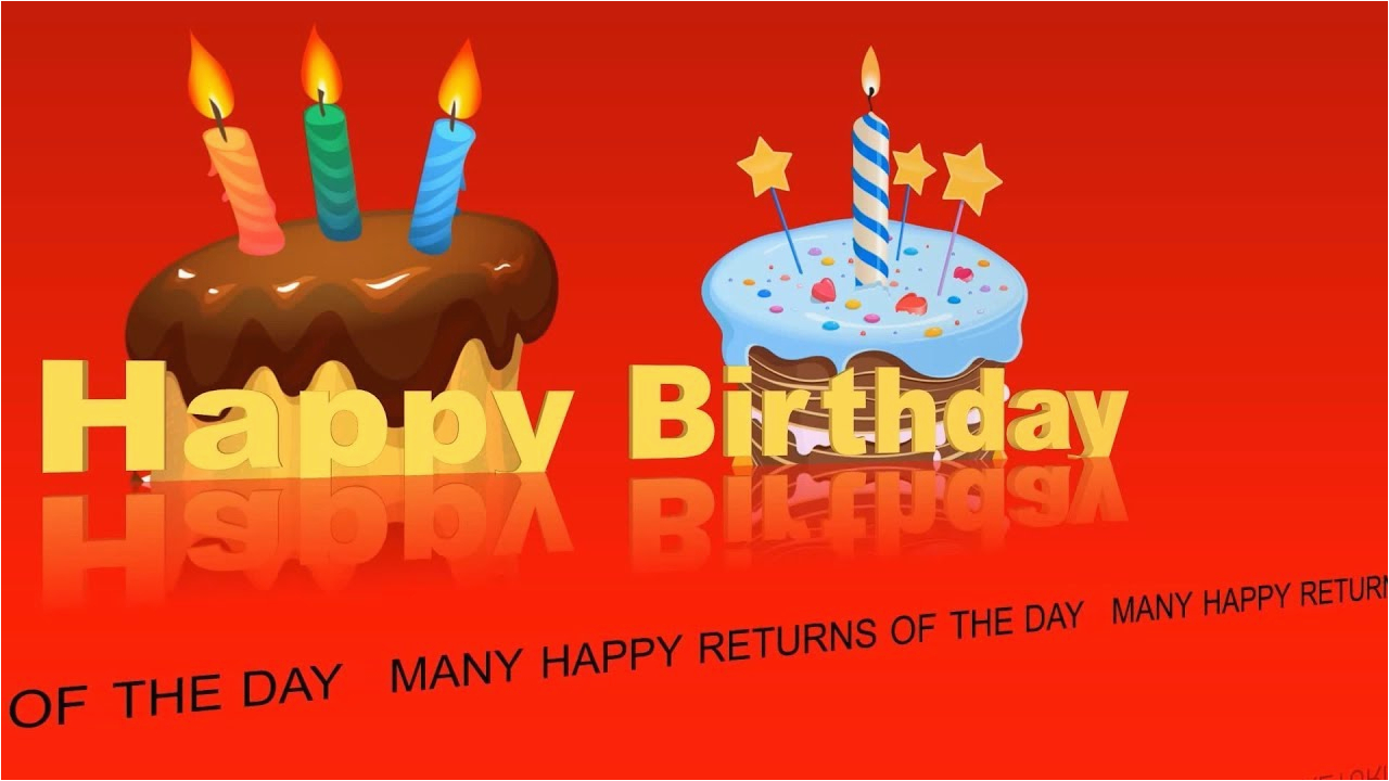 Animated Birthday Cards For Whatsapp Wishes Animation Images Greetings Sms