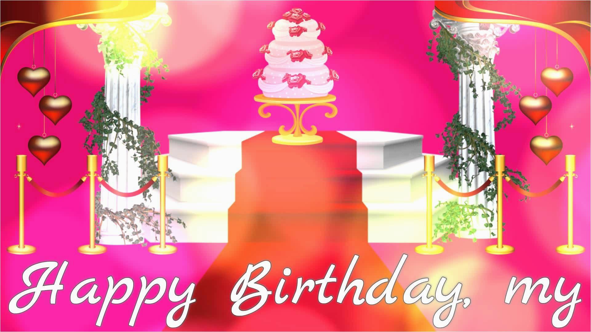 Animated Birthday Cards For Whatsapp Geburtstagskarte Geburtstagseinladungen Zum