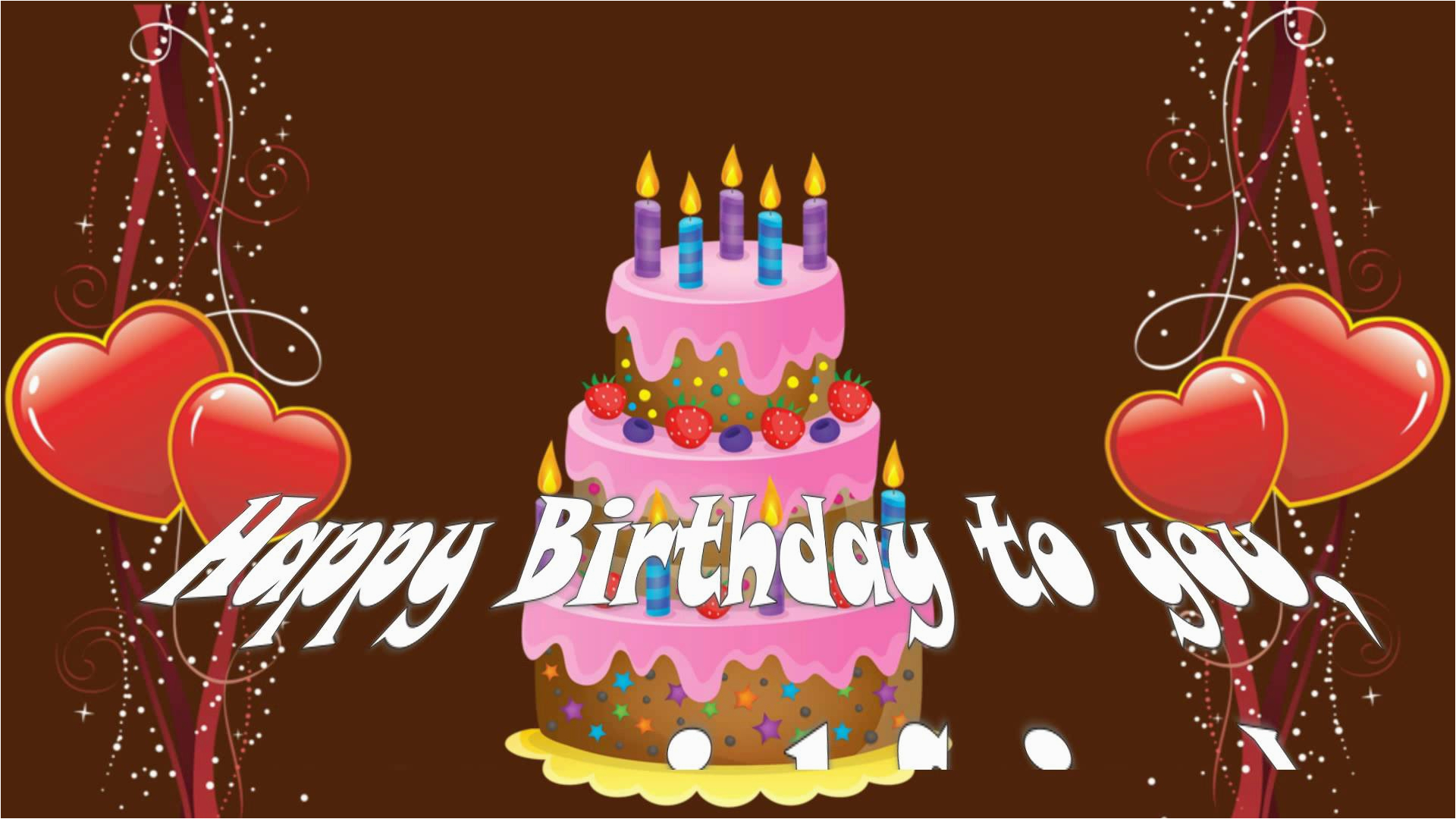 Animated Birthday Cards For Whatsapp Happy Cakes Photo
