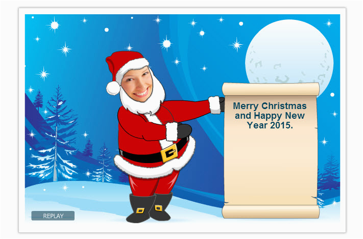 send animated free christmas ecards