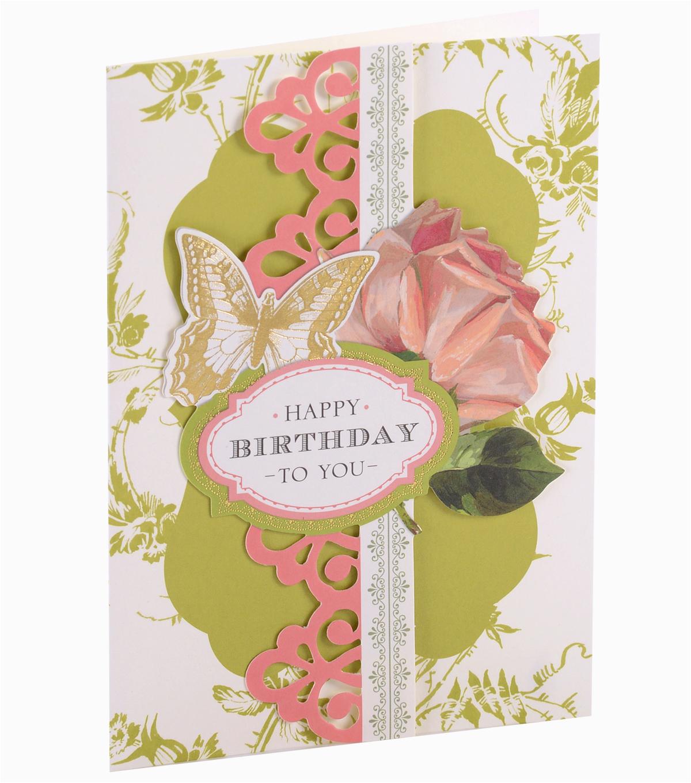 Anna Griffin Birthday Card Kit Anna Griffin Card Kit Birthday Floral Jo Ann
