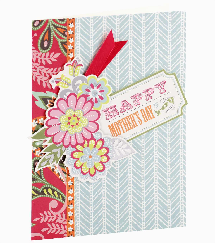 anna griffin card kit birthday for my mom caravandrea jo ann