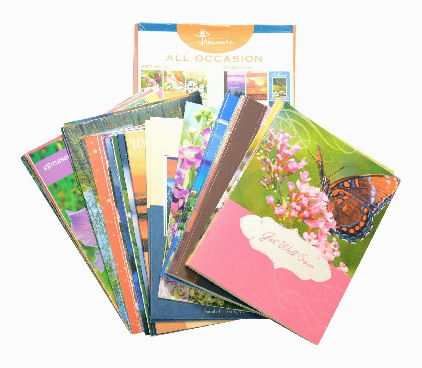 Assorted Birthday Cards In Bulk Amazon Com All Occasion Greeting 30 Pack