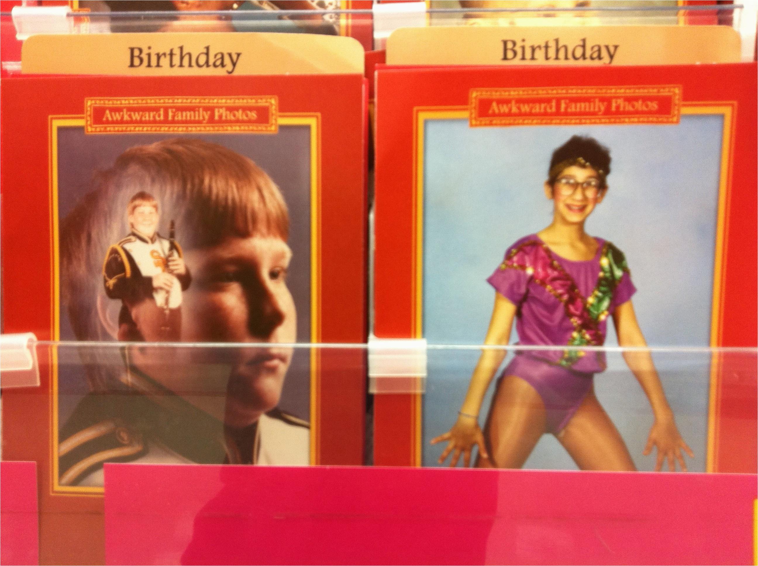 awkward family photos greeting cards