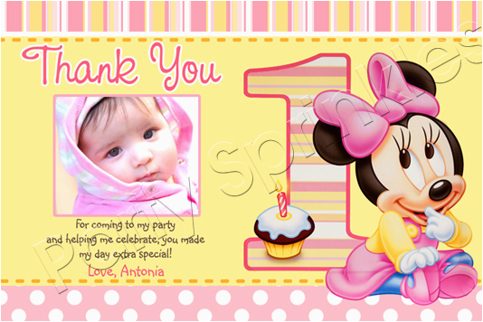 1st birthday thank you quotes quotesgram