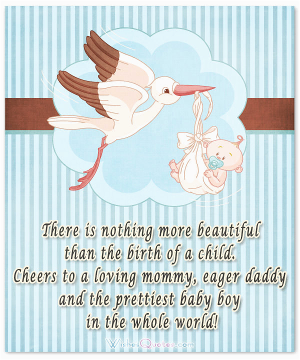baby boy wishes and congratulation messages