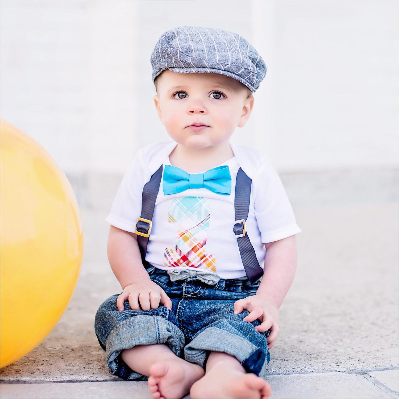 Baby Boy Birthday Dresses Cake Smash Outfits