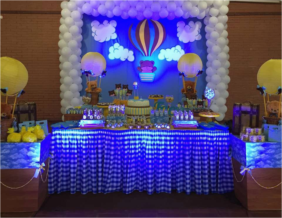 First Birthday Party Ideas Boys