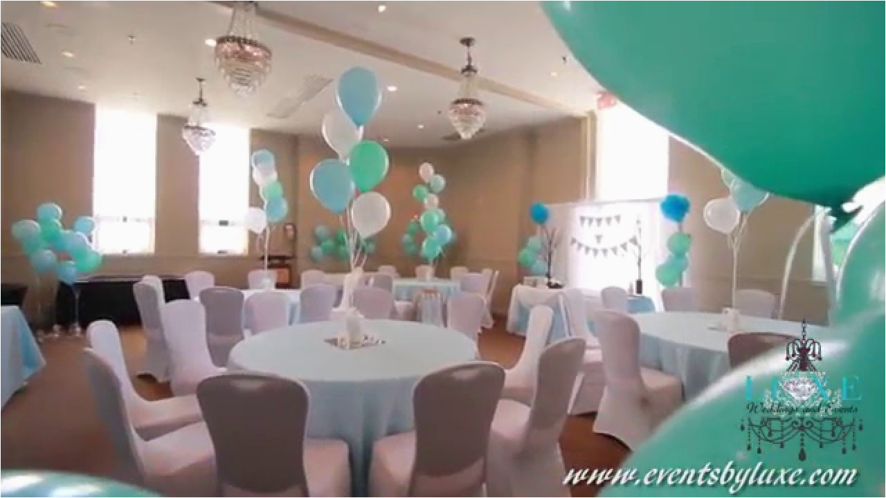 Baby Boy First Birthday Decoration Ideas 1st Decorations By Luxe Weddings And