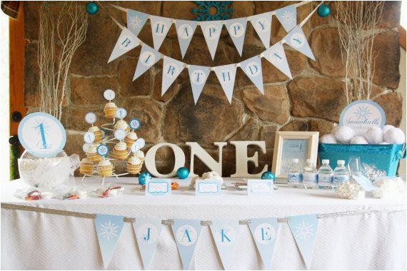 Baby Boy First Birthday Party Decorations 1st Ideas For Boys You Will Love To