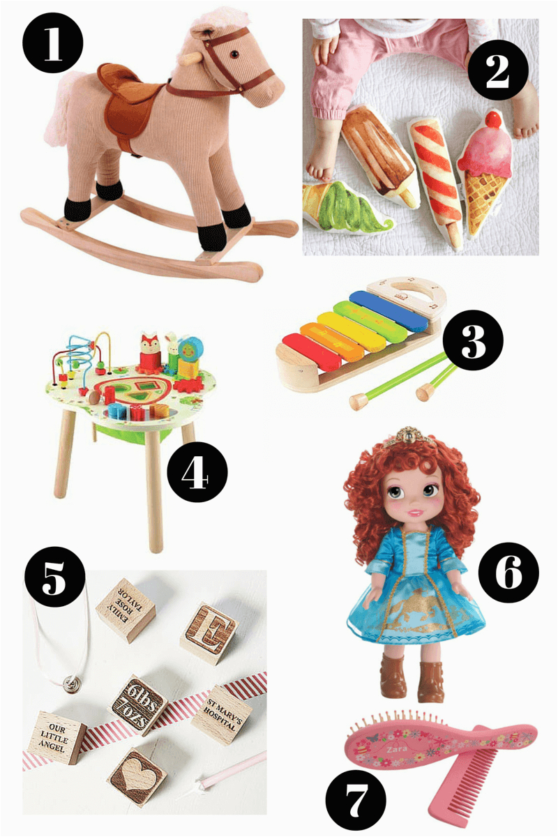 Baby First Birthday Gift Ideas For Her Girls Guide Hi