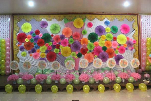 Background Decoration For Birthday Party Birthday Party Background
