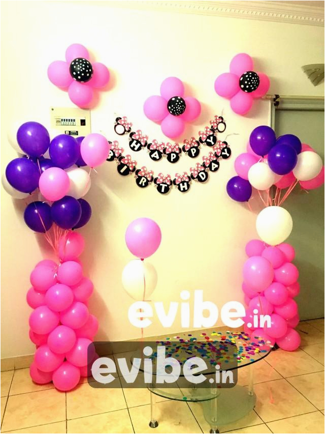 1491553766 lovely balloon decoration for baby girl
