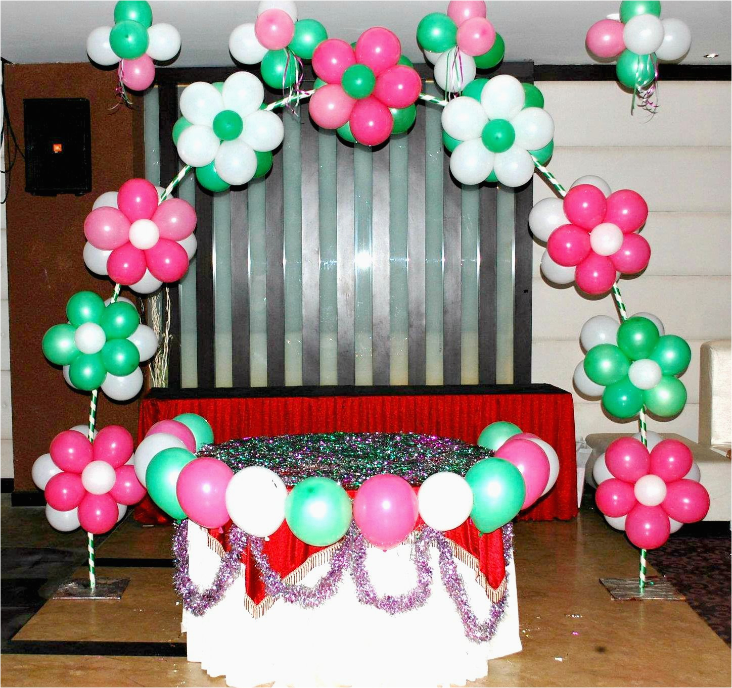 8 latest and trending balloon decorations home birthday party hyderabad