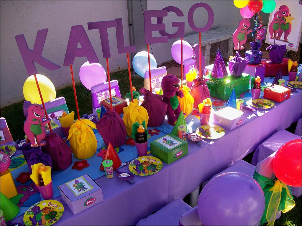 Barney Birthday Party Decorations Birthdaybuzz