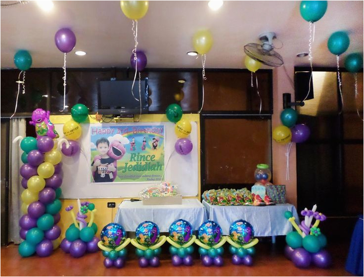Barney Birthday Party Decorations The 25 Best Supplies Ideas On Pinterest
