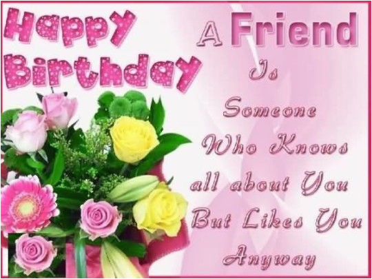 most beautiful birthday cards for friend nicewishes