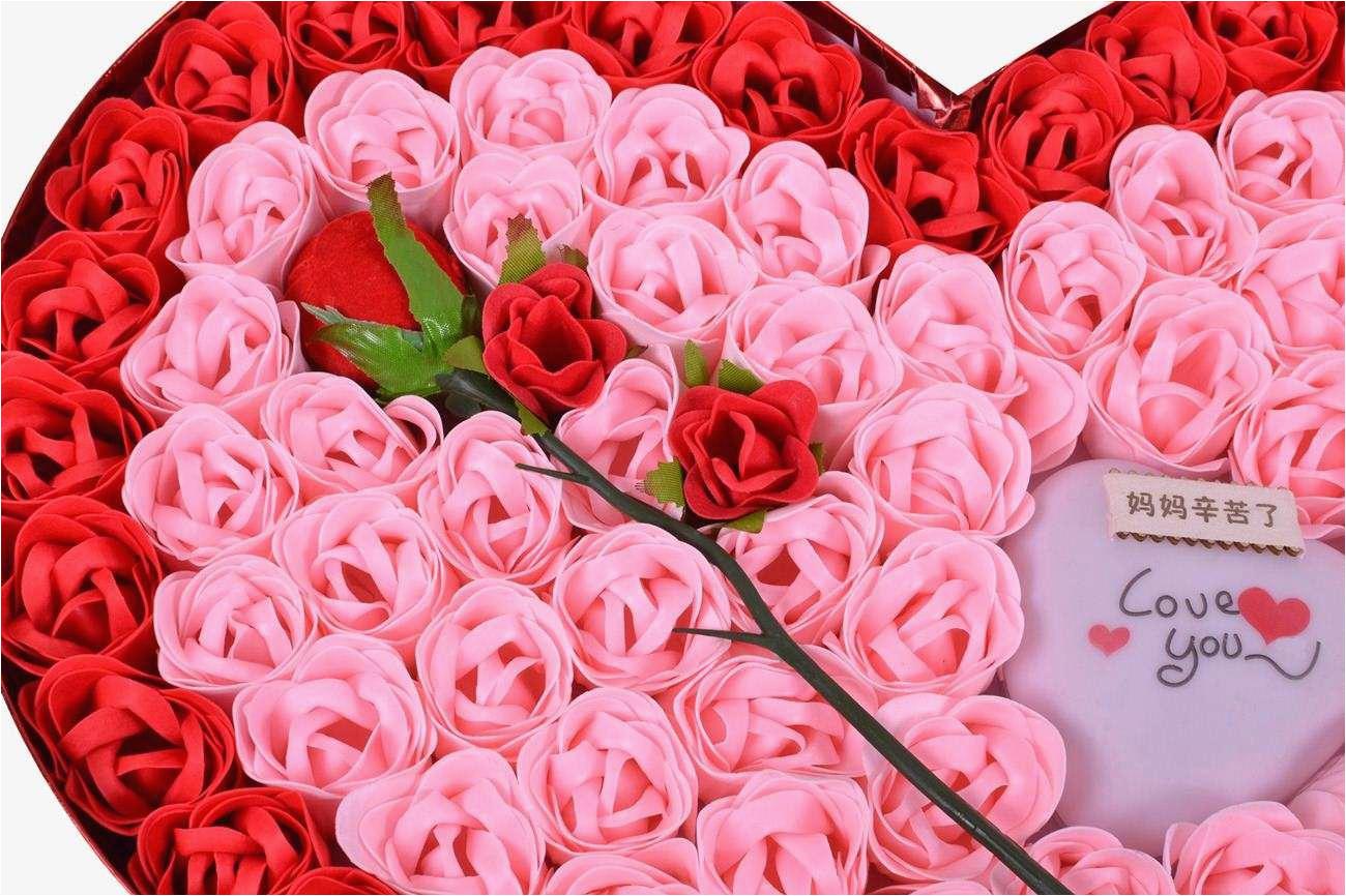 Best Birthday Flowers For Girlfriend Rose Soap Flower Gift Ideas Her Mother