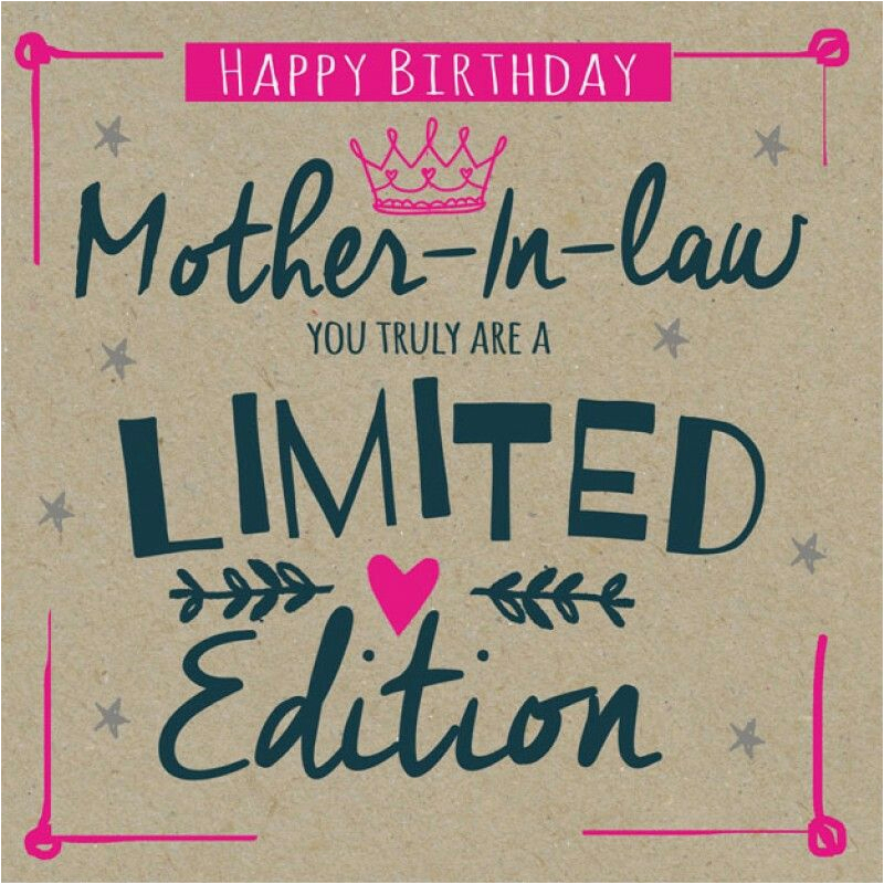 Best Gift For Mother In Law On Her Birthday Happy Pinterest