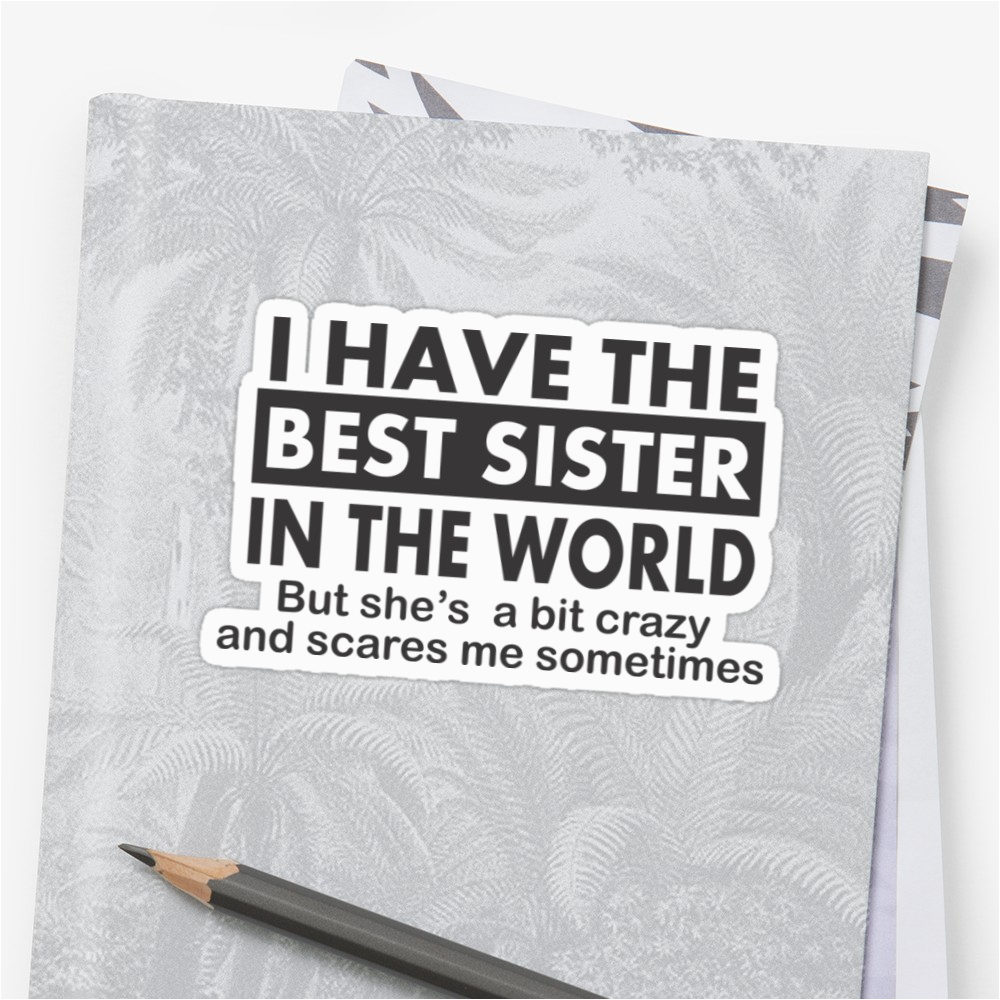 quot fun little sister gifts perfect little sister birthday