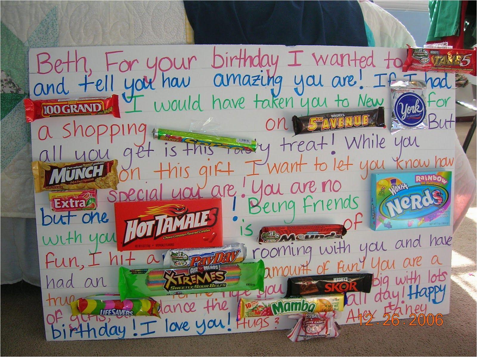 Gift Ideas Birthday Baby Friend Good