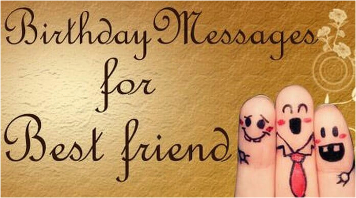 Bff Birthday Card Messages For Best Friend Wishes Samples