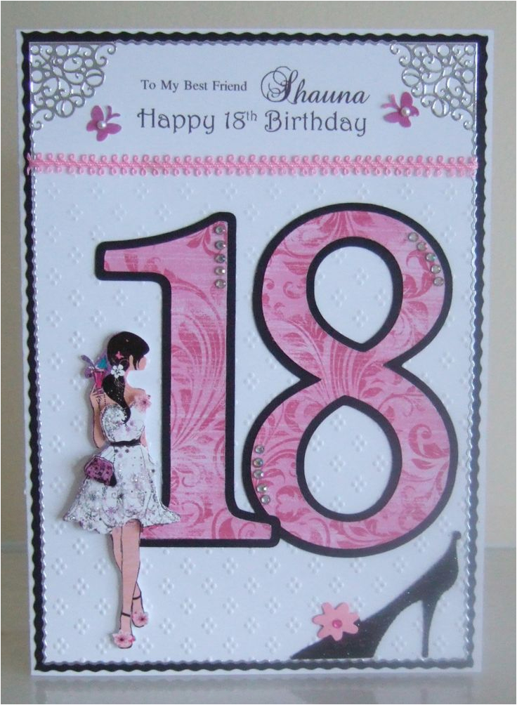 Big 18th Birthday Cards Age Celebration Pinterest