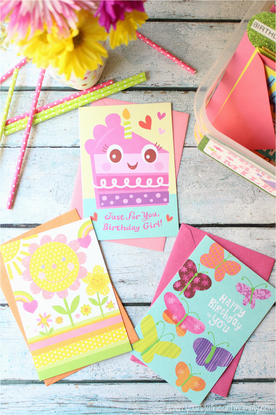 send a smile with hallmark diy greeting card organizer