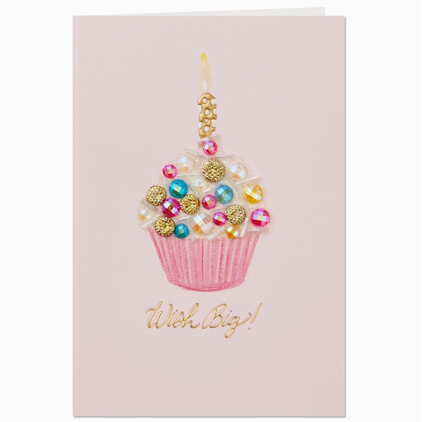 wish big birthday card greeting cards hallmark