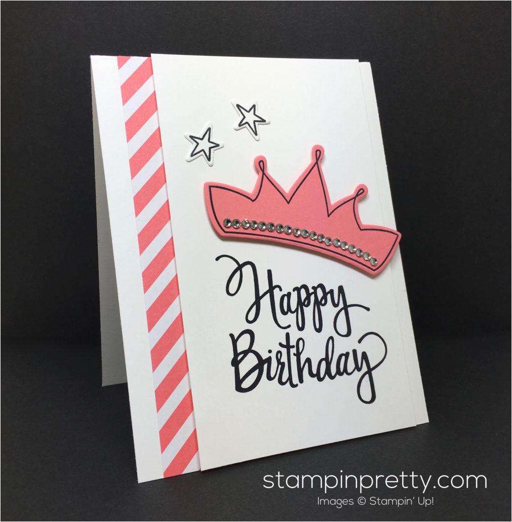 pals pick b blog hop birthday card