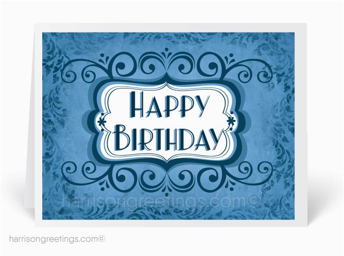 professional happy birthday cards p 6099