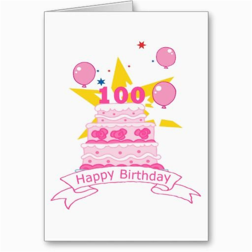 100 year old birthday cards