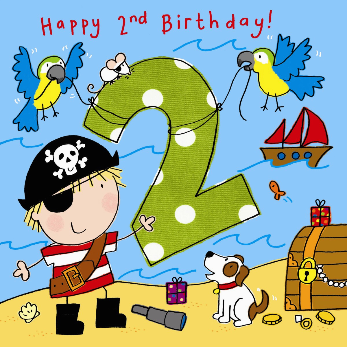 Years Old You Re 2 Kids Cards Birthday