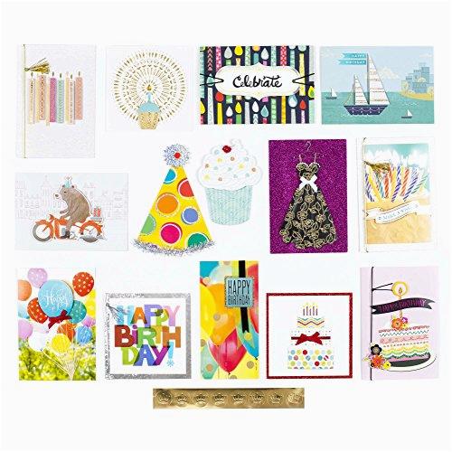 birthday card assortment packs hallmark all occasion