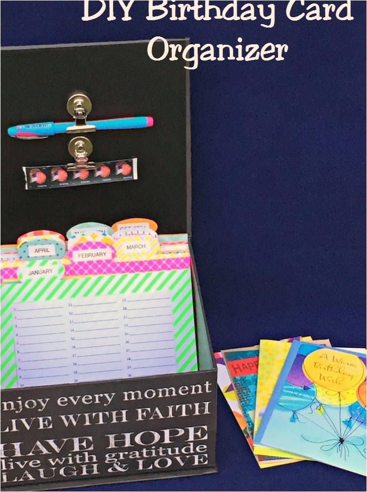 shapely greeting card organizer box uk greeting card