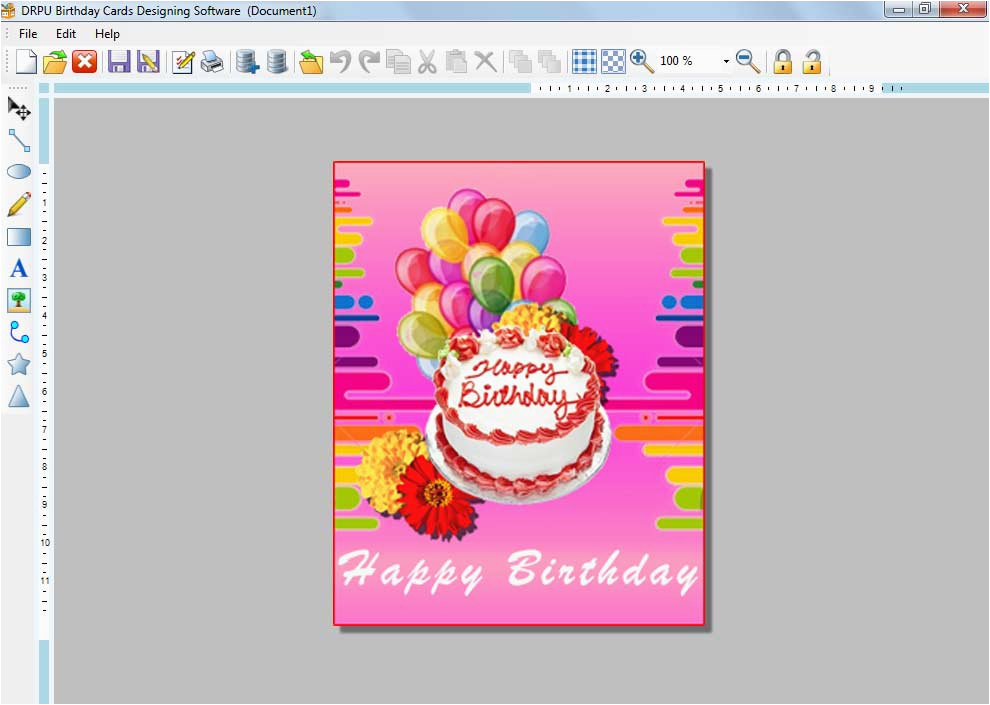 Birthday Card Creator Printable Free Maker Party Invitations Ideas
