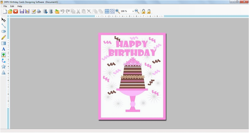 Birthday Card Creator Printable Free Maker Online Xcombear Download