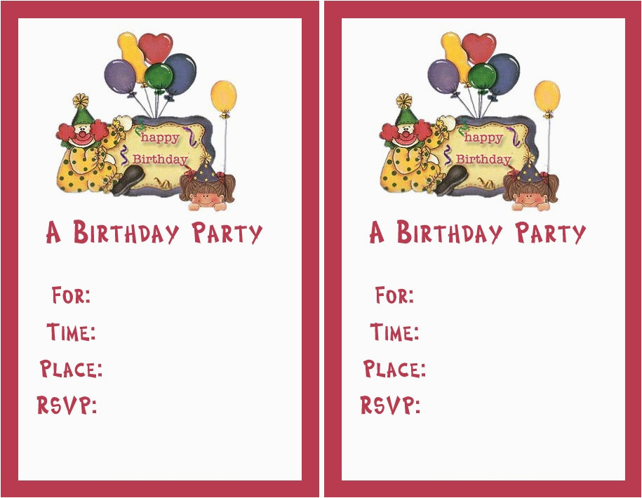 online birthday card maker printable
