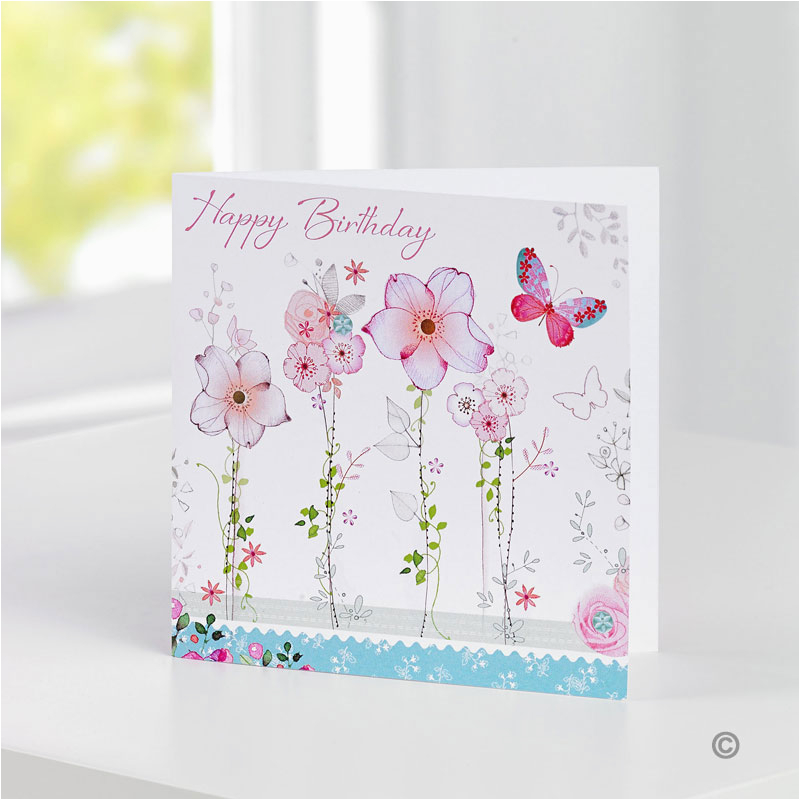 birthday greeting card card delivery isle of wight flowers