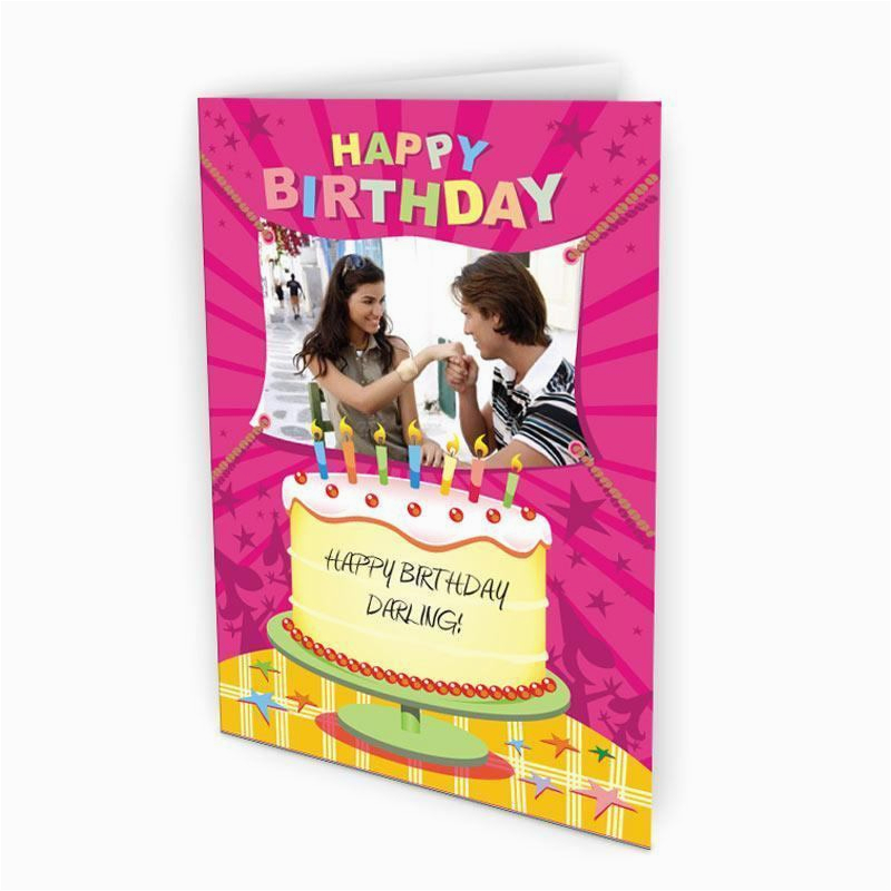 Birthday Card Delivery Uk Personalised Cards Online