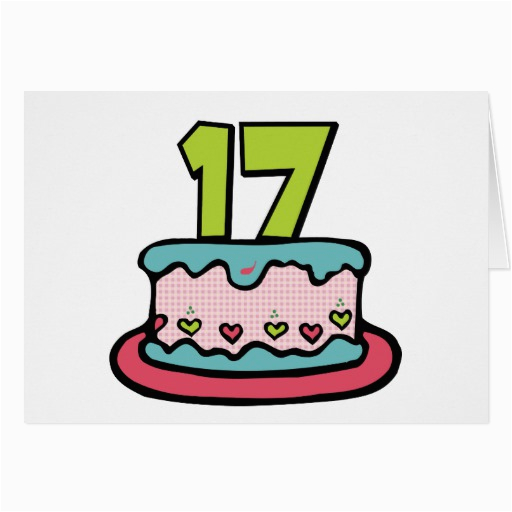 Birthday Card For 17 Year Old Boy Cake Ideas 85791
